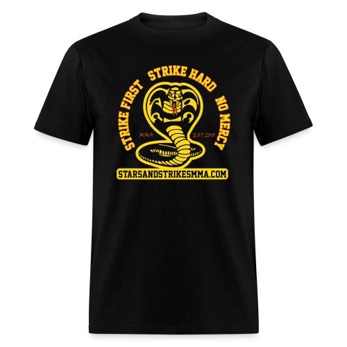 NO MERCY | starsandstrikesmma.com - Men's T-Shirt