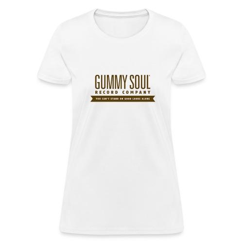 Gummy Soul Ad (Women) - Women's T-Shirt