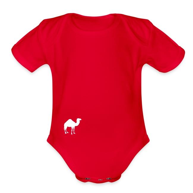 Baby KEEP CALM & HUG A CAMEL Oneise