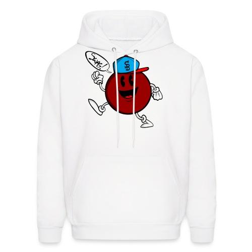 Swag Ball Design #1 Hoodie - Men's Hoodie