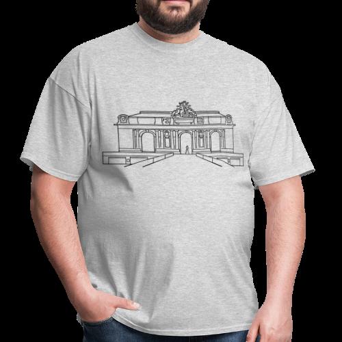 Grand Central Station New York - Men's T-Shirt