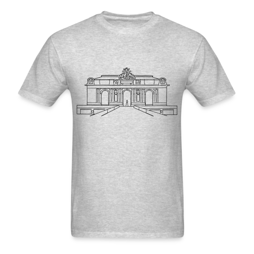 Grand Central Station New York - Men's T-Shirt