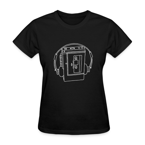 Walkman - Women's T-Shirt