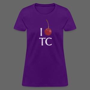 I Cherry TC - Women's T-Shirt