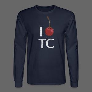 I Cherry TC - Men's Long Sleeve T-Shirt