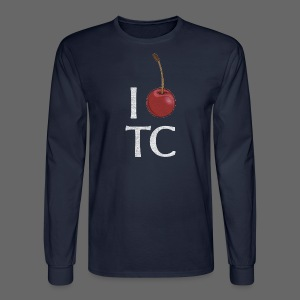 I Cherry TC - Men's Long Sleeve T-Shirt
