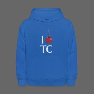 I Cherry TC - Kids' Hoodie