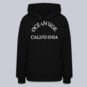 Oceanside California - Women's Hoodie