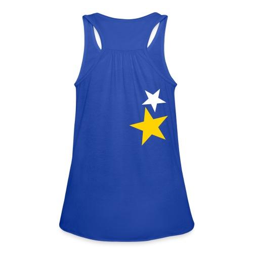 Starry Night tank - Women's Flowy Tank Top by Bella