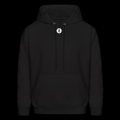 mini js logo hoodie - Men's Hoodie