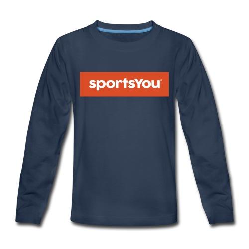 Kids Premium Long Sleeve - Kids' Premium Long Sleeve T-Shirt