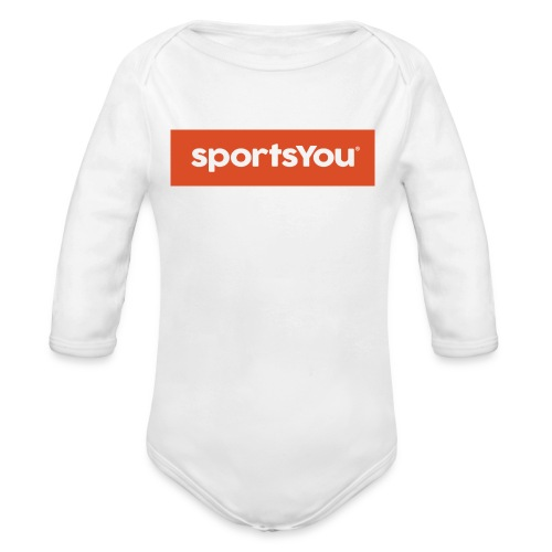Baby Long Sleeve One-Piece - Organic Long Sleeve Baby Bodysuit