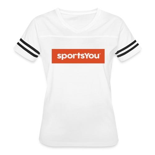 Women's Vintage T-Shirt - Women's Vintage Sport T-Shirt