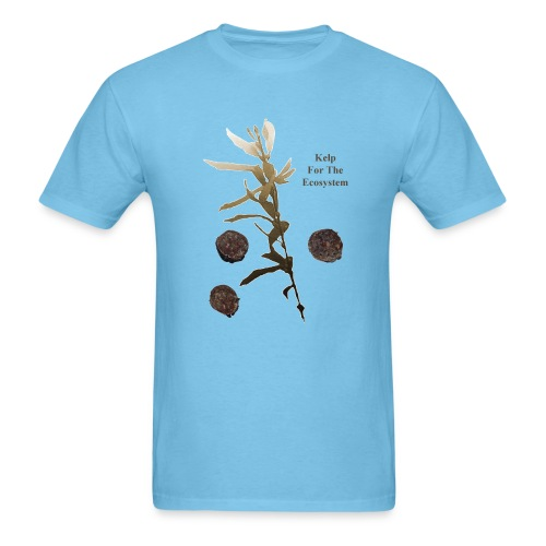 Kelp for the Ecosystem Abalone Sport Diving - Men's T-Shirt