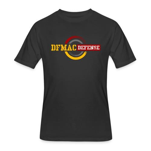 DFMAC Defense Adult Tshirt - Men's 50/50 T-Shirt