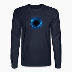 black hole - center of all things, DD / Long Sleeve Shirts