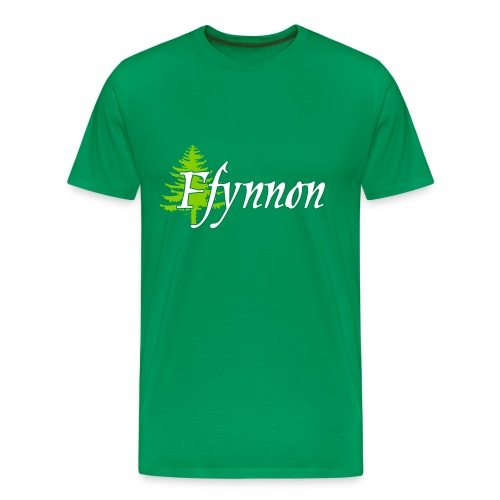 Ffynnon Green Tee - Men's Premium T-Shirt