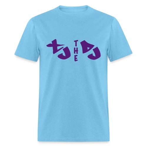 TJ THE DJ  - Men's T-Shirt