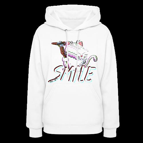 smile - Women's Hoodie