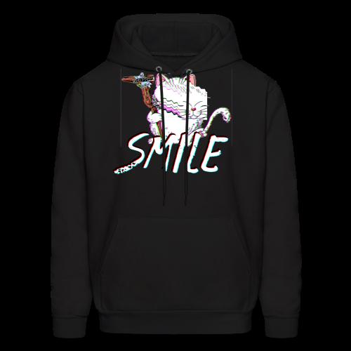 smile - Men's Hoodie