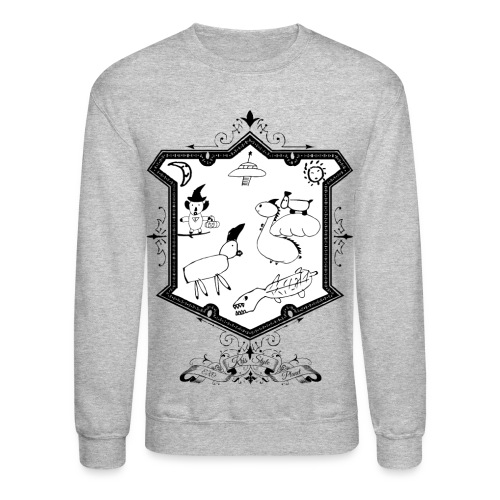 EXO- Kris Style Crewneck - Crewneck Sweatshirt