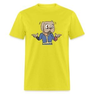 Cat Tee - Male - Men's T-Shirt