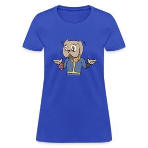Cat Tee - Female - Women's T-Shirt