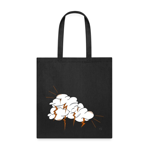 Lightning & Thunder - Like Us Series Tote Bag  - Tote Bag