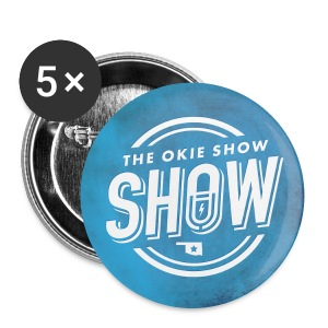 Okie Show Show buttons - Large Buttons