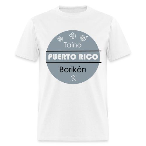 Puerto Rico / Borikén - Men's T-Shirt