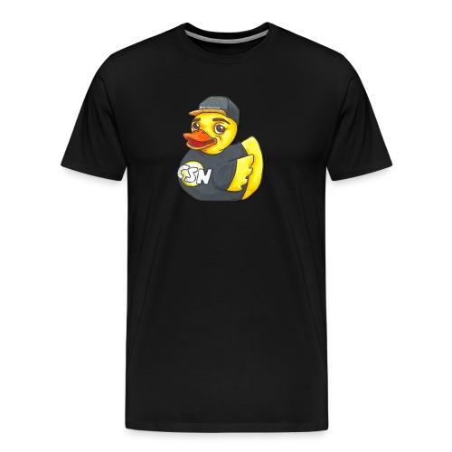 AnthonyCSN Duck Logo - Men's Premium T-Shirt