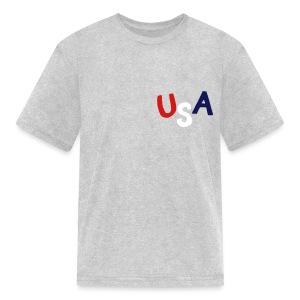 USA - Kids' T-Shirt