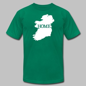 Ireland Home - Men's T-Shirt by American Apparel