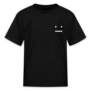 Poker Face Tee (Velvet Print) - Kids' T-Shirt