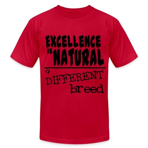 ExcellenTee Men's - Men's Fine Jersey T-Shirt