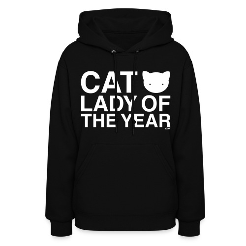 Cat Lady of the Year - Women's Hoodie