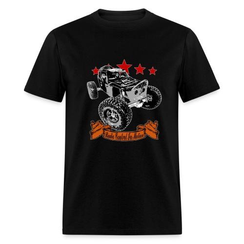 BLACK WiDOW - Men's T-Shirt