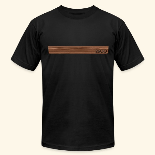 wood2600 - Men's Fine Jersey T-Shirt