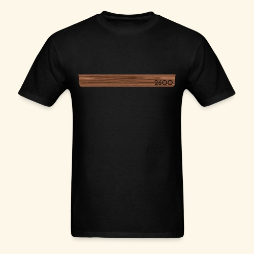 wood2600 - Men's T-Shirt