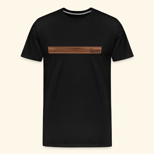 wood2600 - Men's Premium T-Shirt