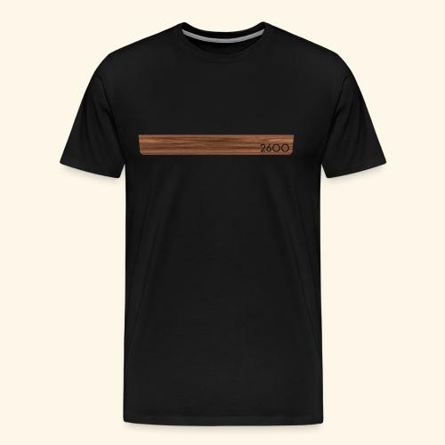 wood2600 - Men's Premium T-Shirt