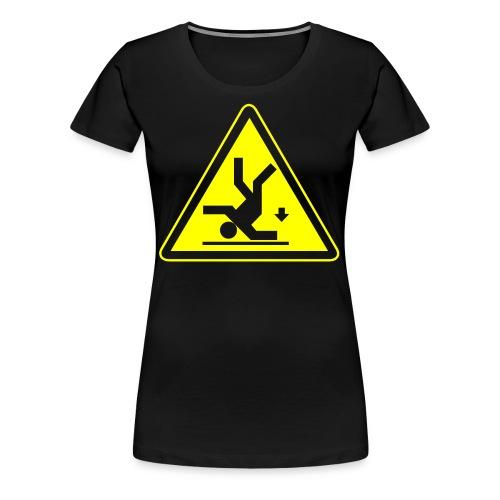 Classic Logo Women's Tee (Premium) - Women's Premium T-Shirt