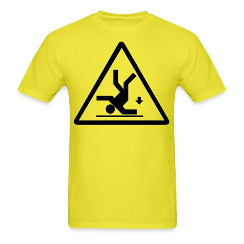 Classic Tee (Yellow) - Men's T-Shirt