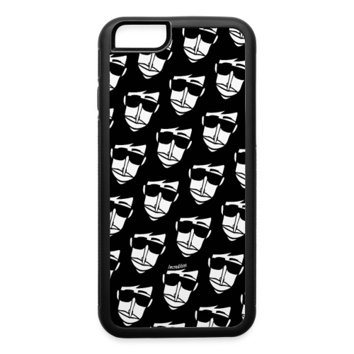 BLACK IPHONE 6/6S CASE - iPhone 6/6s Rubber Case