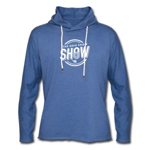 Okie Show Show hoodie - Unisex Lightweight Terry Hoodie