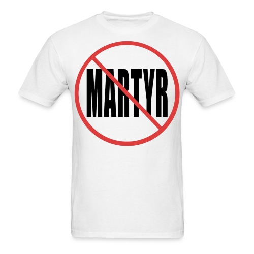 Axl Rose 'Martyr' shirt - Men's T-Shirt
