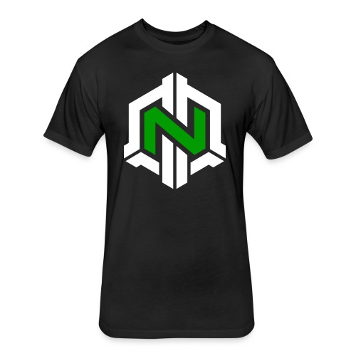 NonToxic Gamers -  Fitted Cotton/Poly T-Shirt by Next Level - Fitted Cotton/Poly T-Shirt by Next Level