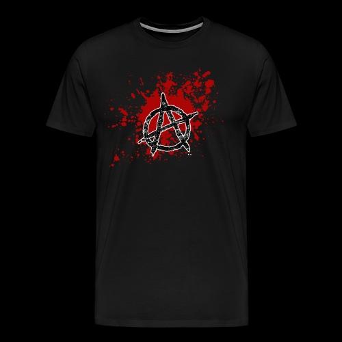 ANARCHY T SHIRT - Men's Premium T-Shirt