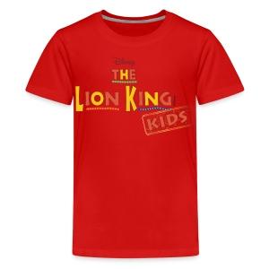 Lion King Costume - Kids' Premium T-Shirt