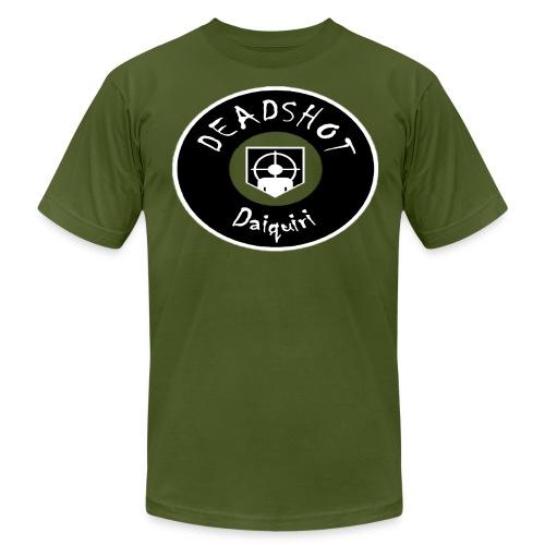 Deadshot Daiquiri (Black) - Men's Fine Jersey T-Shirt